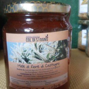 Miele di Castagno Azienda agricola Col di Stogno